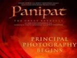 Arjun Kapoor, Kriti Sanon start their Panipat journey
