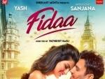 Poster of Bengali movie Fidaa unveiled