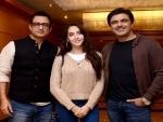 Samir Soni, Sanjay Suri, Nora Fatehi promote 'My Birthday Song' in Kolkata