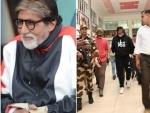 Amitabh Bachchan starts shooting for Bhushan Kumar & Nagraj Manjule's Jhund in Nagpur