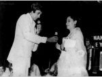 Amitabh Bachchan thanks fans for wishing him on 45th marriage anniversary