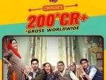 Ayushmann Khuranna's Badhaai Ho touches 200-crore mark