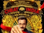 Makers release new Cheat India poster, features actor Emraan Hashmi