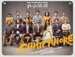 Sushant Singh Rajput, Shraddha Kapoor's Chhichhore to release on August 30 next year, first look poster released