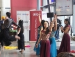 Bollywood-style show jazzes up launch of North America's largest South Asian film fest IFFSA 2018 in Toronto