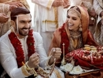Deepika-Ranveer finally share photos of their special days