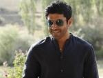 Farhan Akhtar sings his first Telugu song