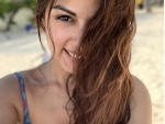 Rhea Chakraborty enjoying her Maldives holidays