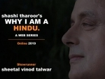Shashi Tharoor's Why I Am A Hindu to become web series