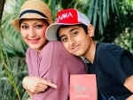 Sonali Bendre shares cute image with her son Ranveer, announces new collaboration