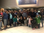 Taapsee Pannu hosts special screening of Soorma for Badla team in Glasgow