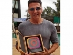 Akshay Kumar becomes first Bollywood actor to cross 20 million followers on Instagram
