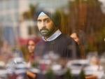 Big B appreciates Abhishek Bachchan's look in Manmarziyaan