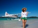 Parineeti Chopra makes entry in 'paradise White Haven beach'