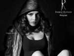 Priyanka Chopra goes all black in Dabboo Ratnani calendar