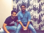 Varun Dhawan hangs out with 'October' director Shoojit Sircar, shares picture