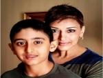 Sonali Bendre spends time with son Ranveer, shares heartfelt message on social media