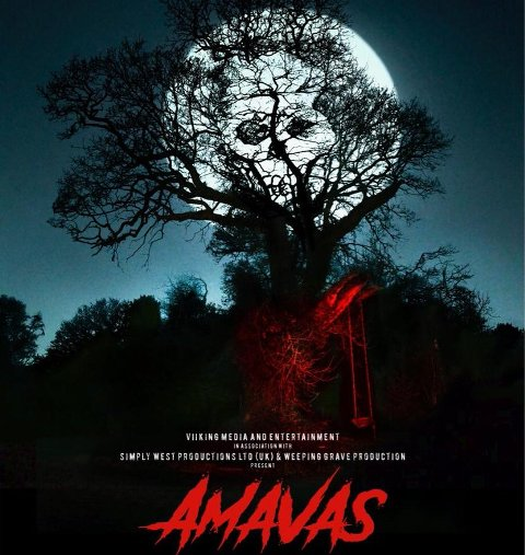 Makers release poster teaser of Amavas