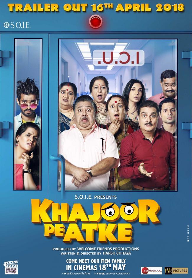 Khajoor Pe Atke (2018) Hindi PREDVDRip 700MB MKV