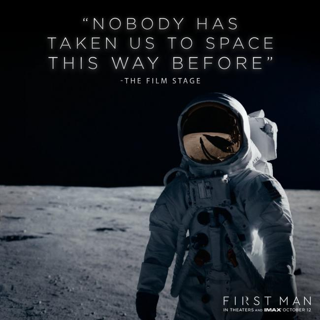 Makers release new First Man poster