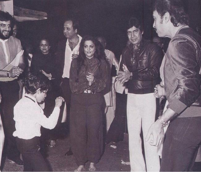 Hrithik Roshan shares childhood image on social media when he danced to MJ's Thriller