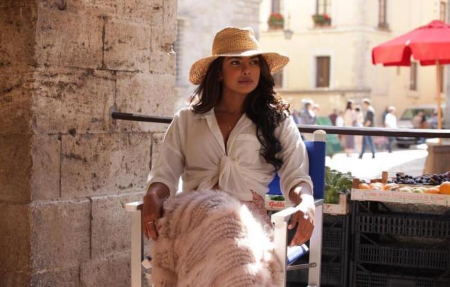 Priyanka Chopra suffers knee injury while shooting for Quantico Season 3