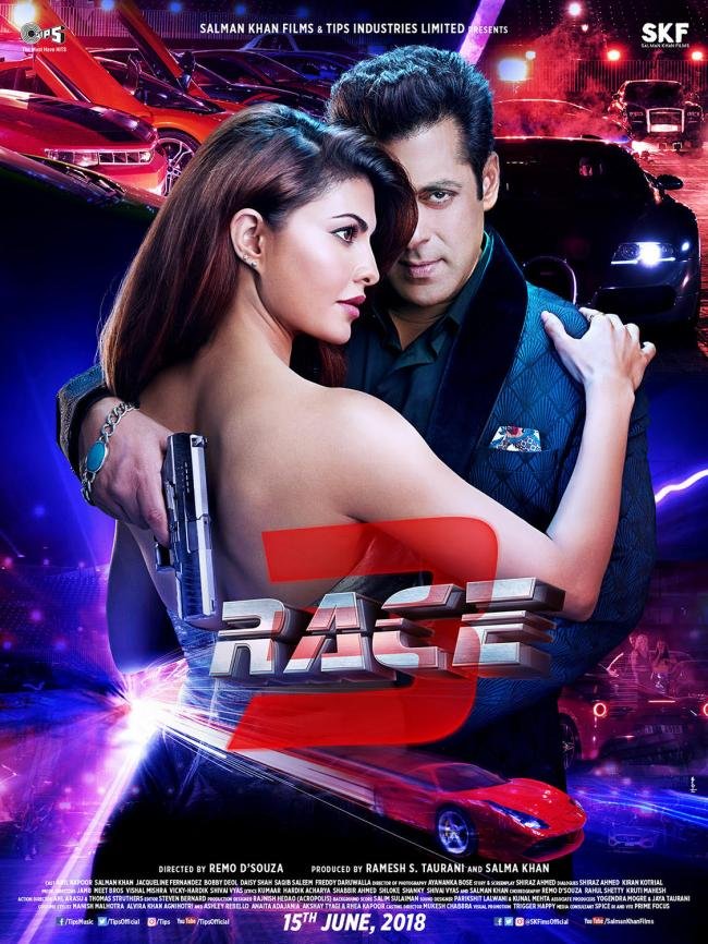 Couple poster from Race 3 released