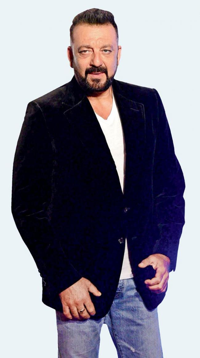 Sanjay Dutt makes comeback into production with Hindi ...