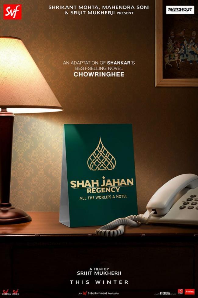 Srijit Mukherji reveals first look poster of Shah Jahan Regency