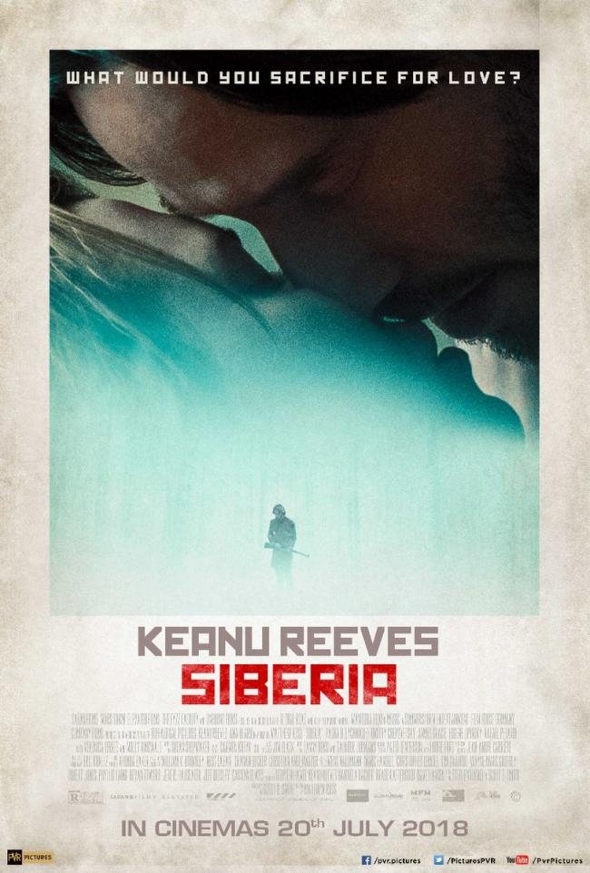 Siberia to release in India next month