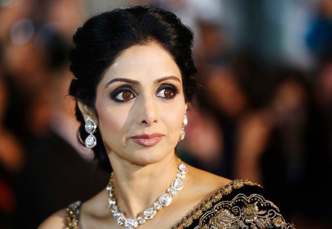 Sridevi's mortal remains being flown to Mumbai