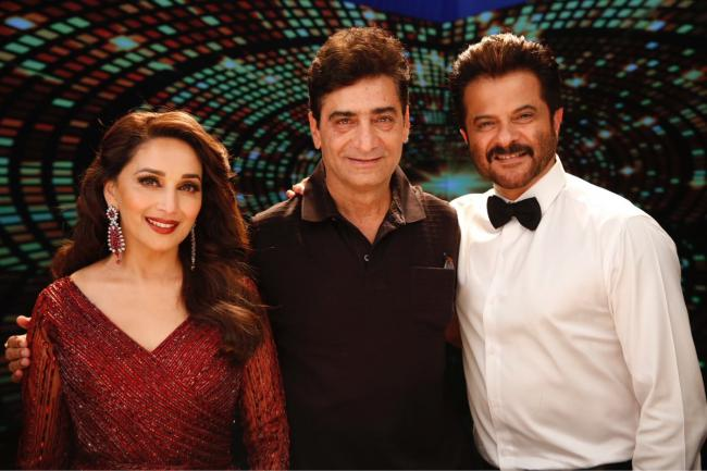 Madhuri Dixit, Anil Kapoor start shooting for Total Dhamaal