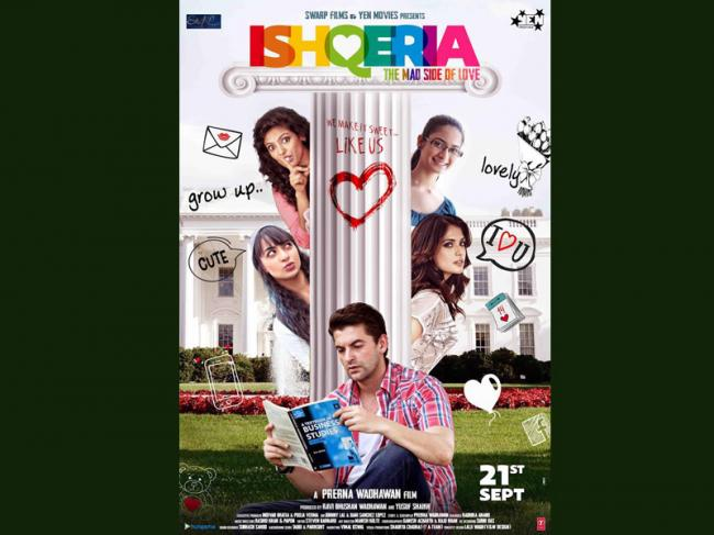 Makers release trailer, new poster of Ishqeria, features Neil Nitin Mukesh in lead role