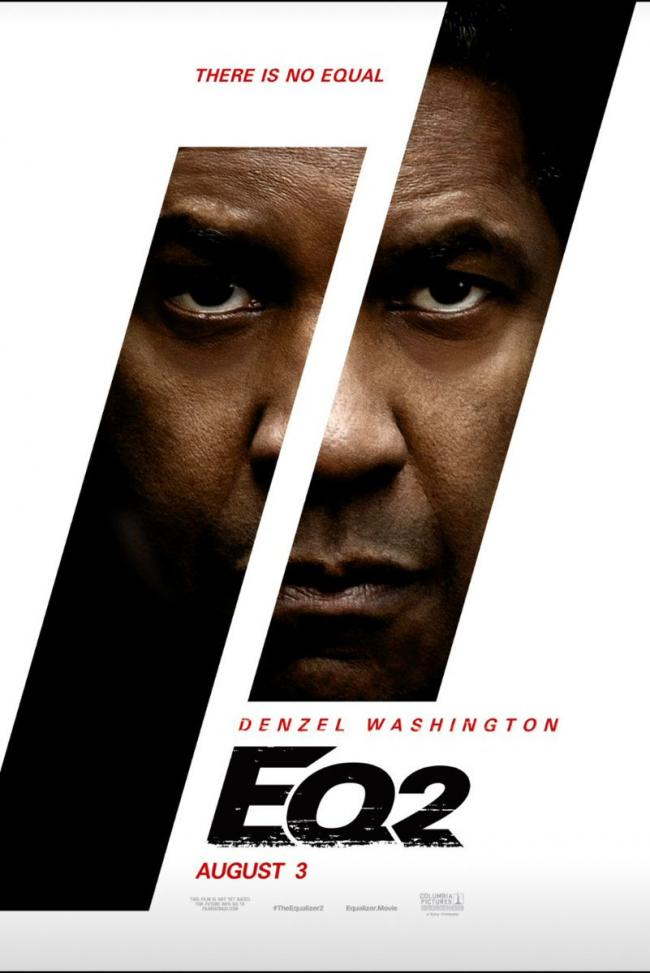 The Equalizer 3 teaser poster, trailer released by makers
