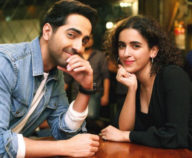 Ayushmann Kurrana's Badhaai Ho inches towards 100 cr