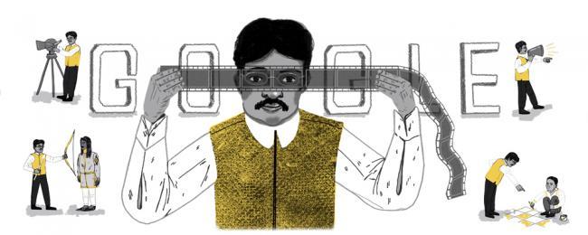 Google designs homepage with doodle to celebrate Dadasaheb Phalke's birth anniversary