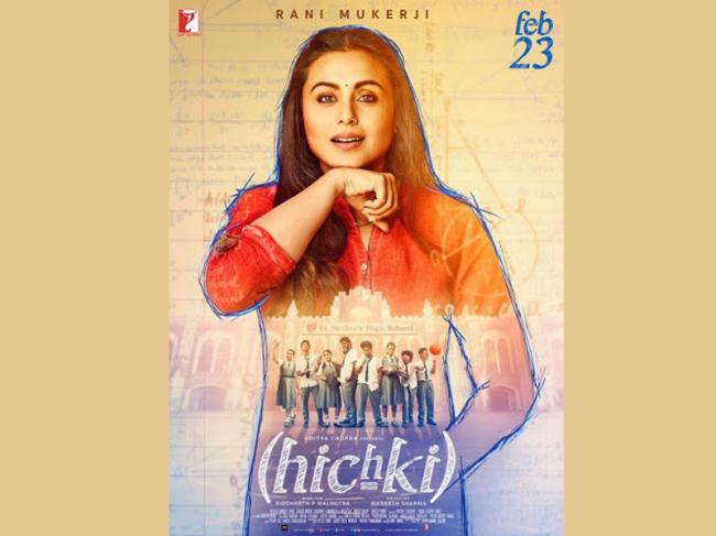 Hichki collects Rs 65 lakhs on fifth weekend