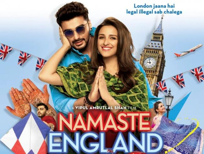 Arjun Kapoor's Namaste England to release in October