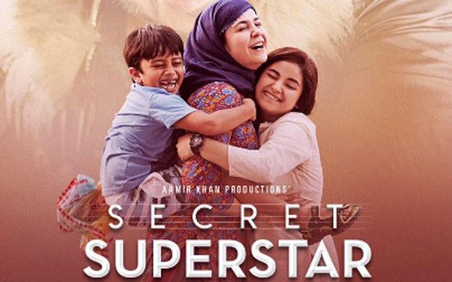 Aamir Khan's Secret Superstar collects over 7 crore at Hong Kong box-office