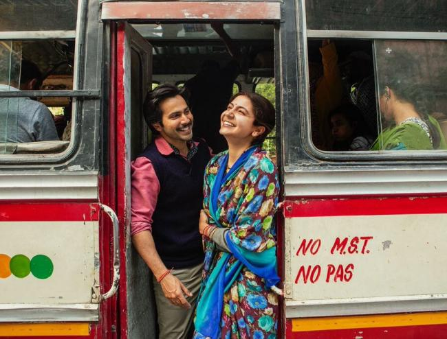 Five months to go for Sui Dhaaga release, Varun Dhawan shares picture on social media