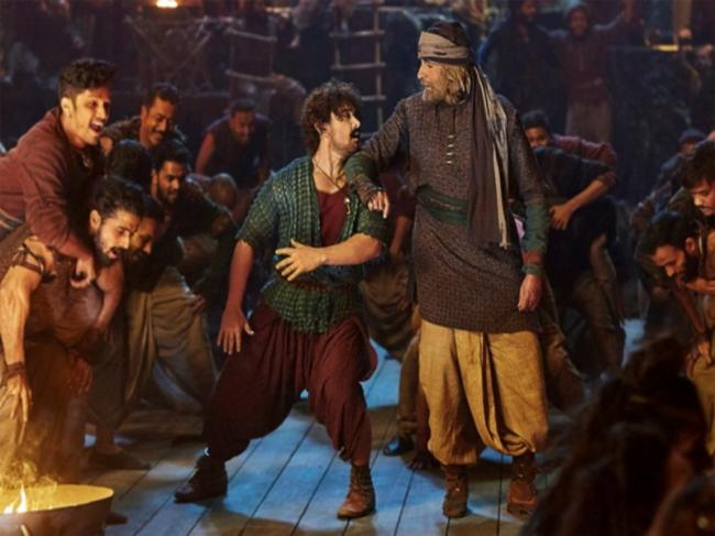 Aamir Khan takes responsibility for Thugs of Hindostan failure