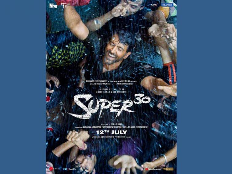 Makers unveil trailer of Hrithik Roshan's Super 30