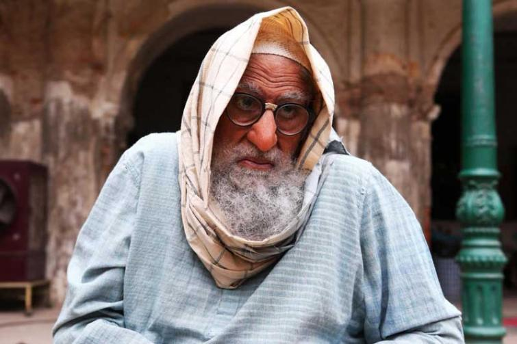 It's different: Amitabh Bachchan's first look from Gulabo Sitabo unveiled by its makers