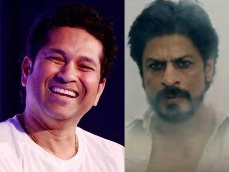 Sachin Tendulkar wishes SRK on completing 27 years in Bollywood with interesting tweet, King Khan gives quick response