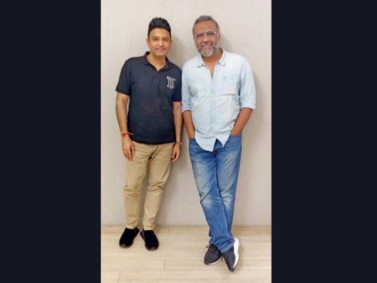 Bhushan Kumar, Anubhav Sinha reunite to make Thappad