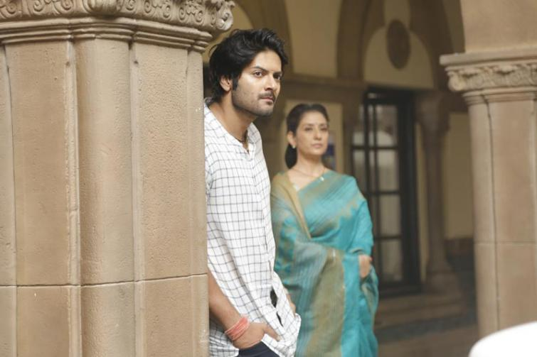 Ali Fazal opens up about his Prassthanam journey