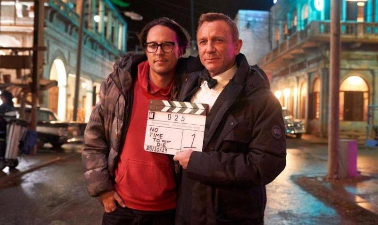 Daniel Craig wraps up shooting for James Bond film No Time To Die