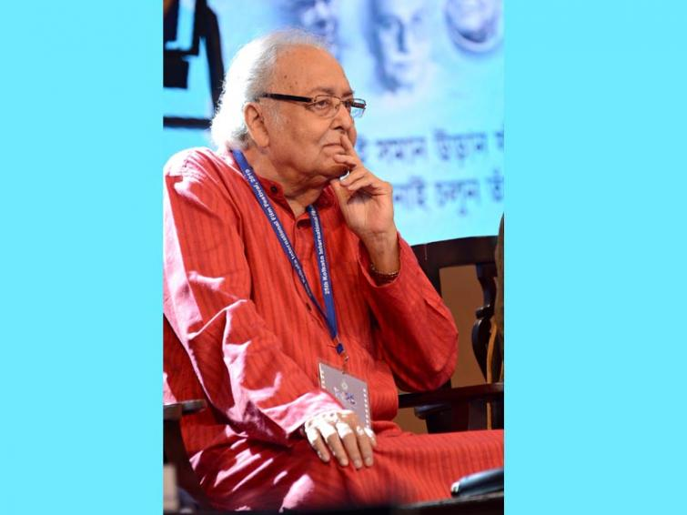 My responsibility as an actor is to portray reality honestly: Soumitra Chatterjee at KIFF