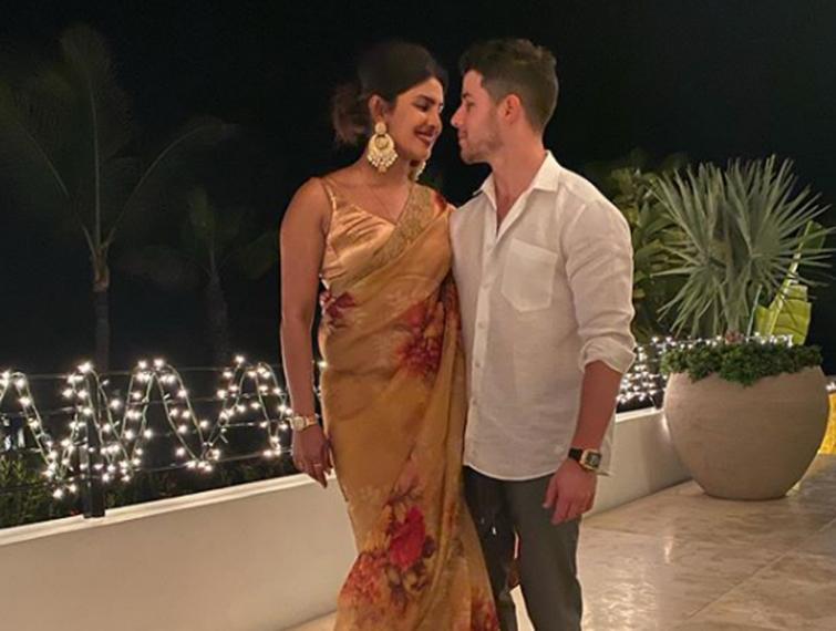 Priyanka Chopra Jonas-Nick Jonas celebrate their first marriage anniversary