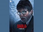 Makers release first look poster of Taapsee Pannu, Amitabh Bachchan's Badla
